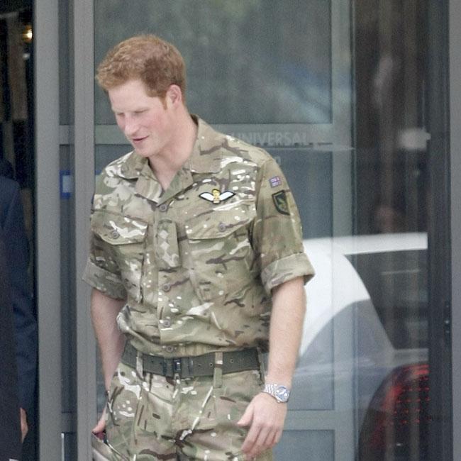 Prince Harry's SAS Regrets