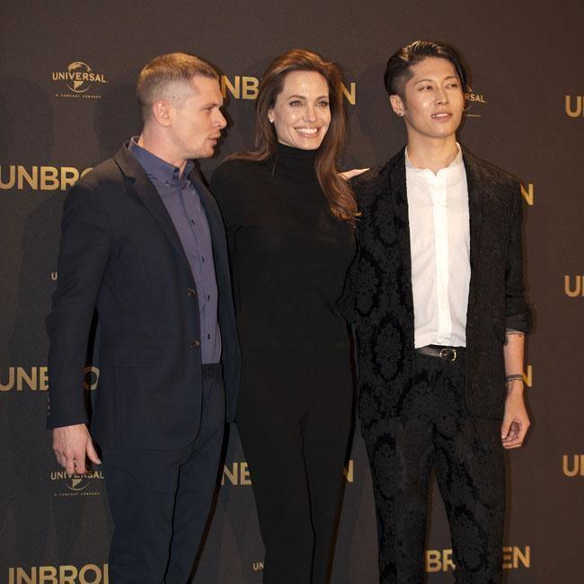 Unbroken Star Miyavi Threw Up In Front Of Angelina Jolie