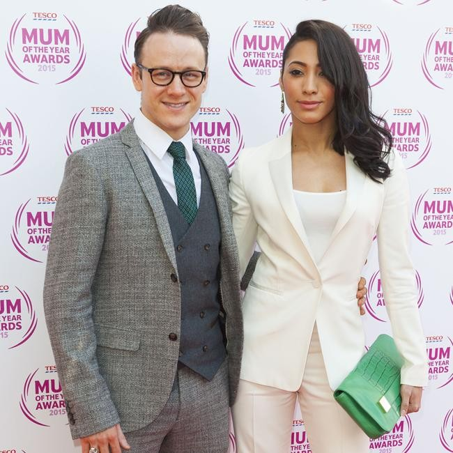 Celebrity Humanist Wedding: Karen Hauer's Dream Wedding To Strictly Love Kevin Clifton