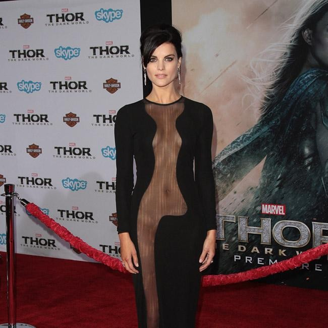 Jaimie Alexander Knocked Out Over Friednly Producer