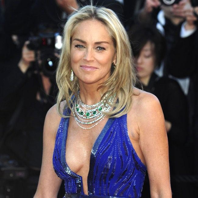 Sharon Stones career took off after Playboy