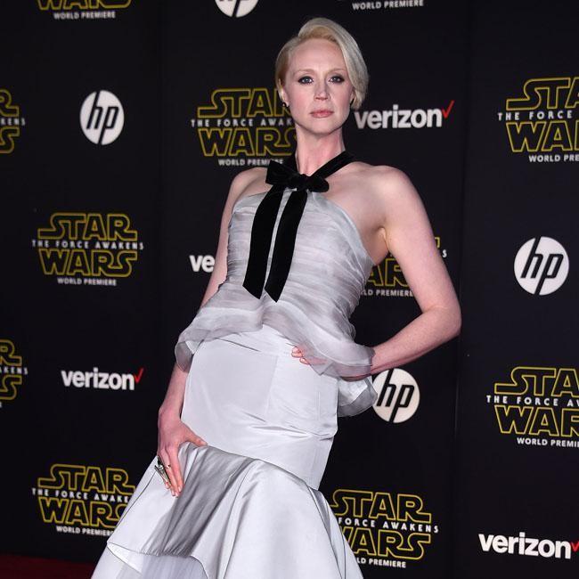 Gwendoline Christie Captain Phasma Makes An Impact In Star Wars