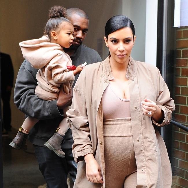 Kim Kardashian Blasts Kris Jenner For Encouraging Khloe To: Kim Kardashian: North Hates When I Breastfeed Saint