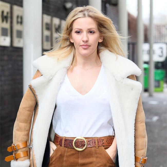Ellie Goulding had 'messy' night with Geordie Shore's Scotty T