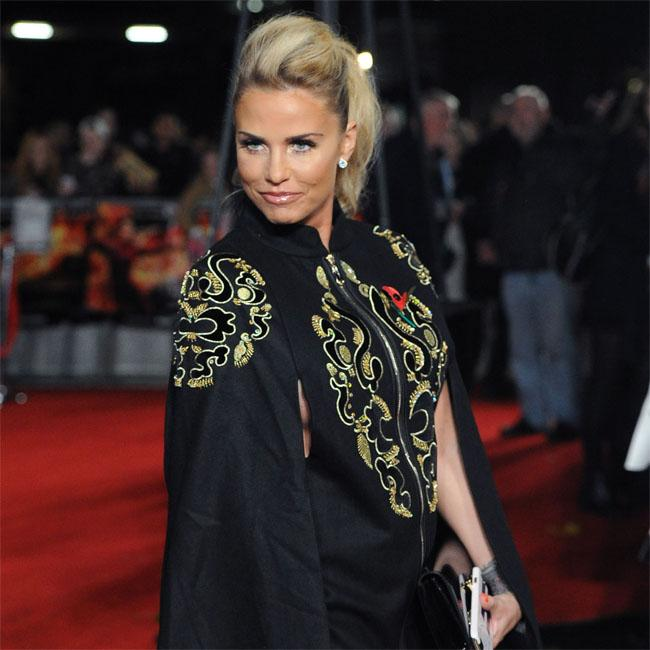 Katie Price wants to make reusable pregnancy test