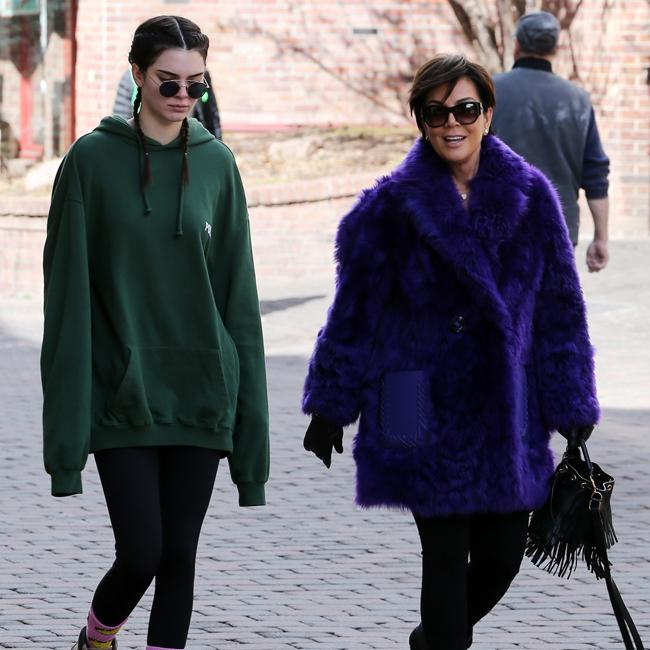 Kris Jenner and Kendall Jenner have mother-daughter time