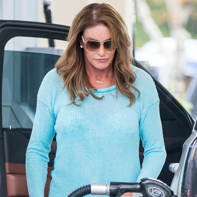 Caitlyn Jenner gets some 'action'