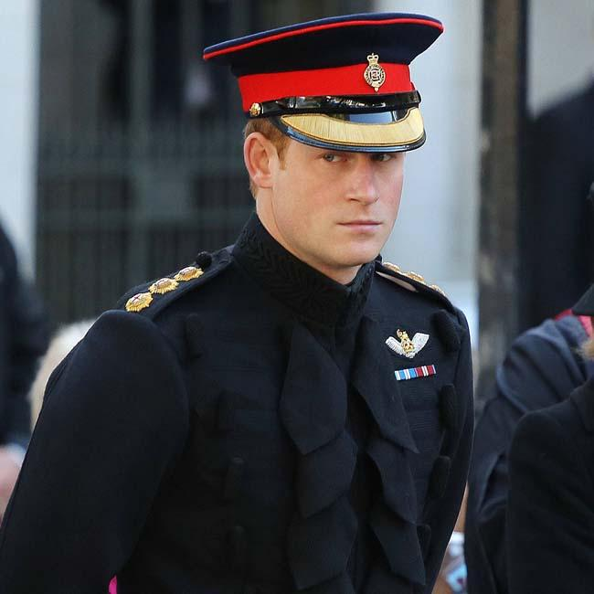 Britain's Prince Harry: Queen Elizabeth is my 'boss'