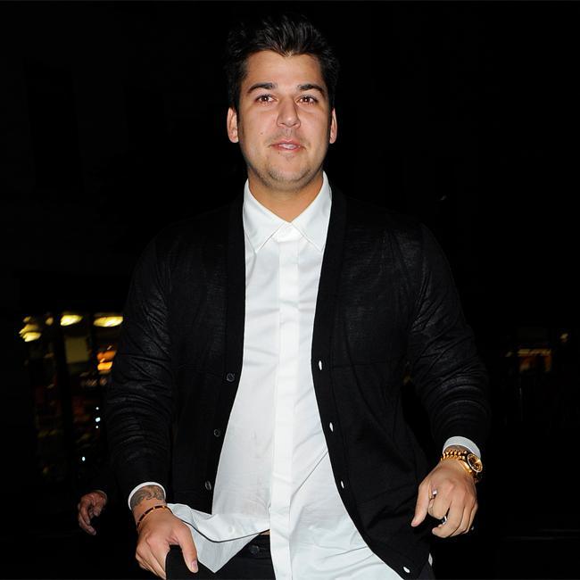 Rob Kardashian approved by Blac Chyna's parents