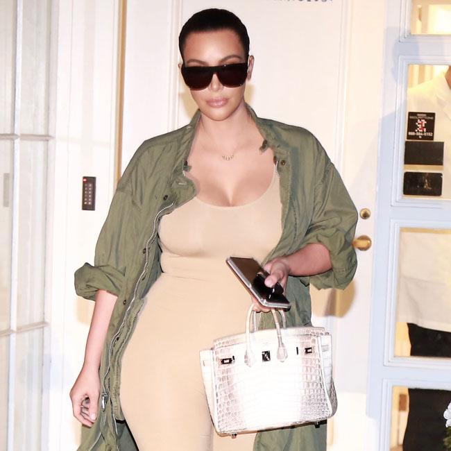 Kim Kardashian West is mile high club member