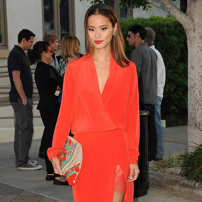 Office Christmas Party Jamie Chung.Jamie Chung To Star In Office Christmas Party
