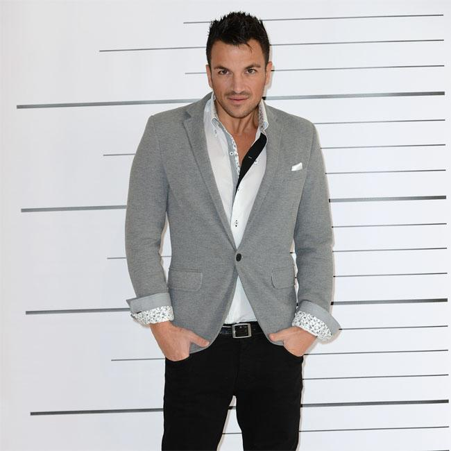Peter Andre hints at reality TV return