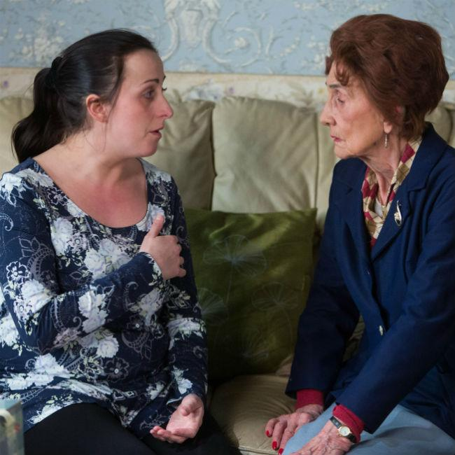 EastEnders' Sonia Fowler to find lump on breast