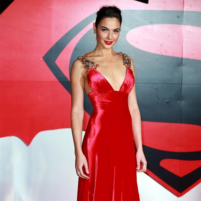 Gal Gadot wraps Wonder Woman