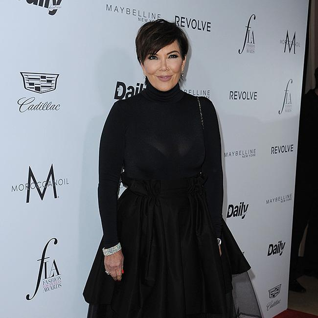 Kris Jenner taught her daughters how to 'groom' themselves