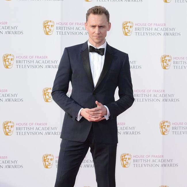 Tom Hiddleston meets 007 director Sam Mendes