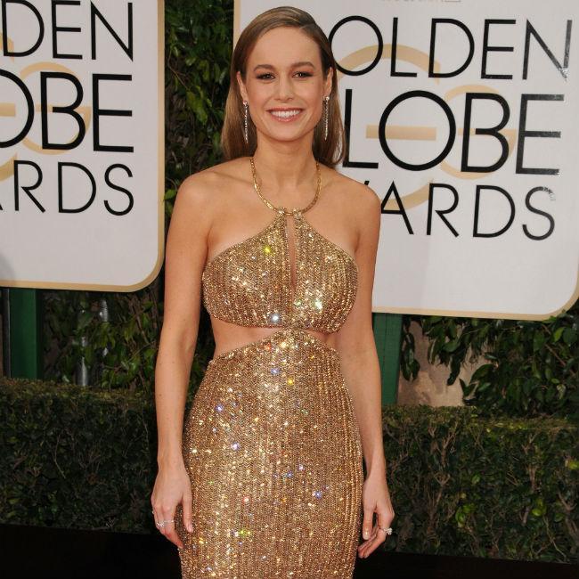Brie Larson engaged