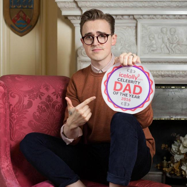 Celebrity Dad of the Year 2015 | Gary Barlow - Icelolly.com