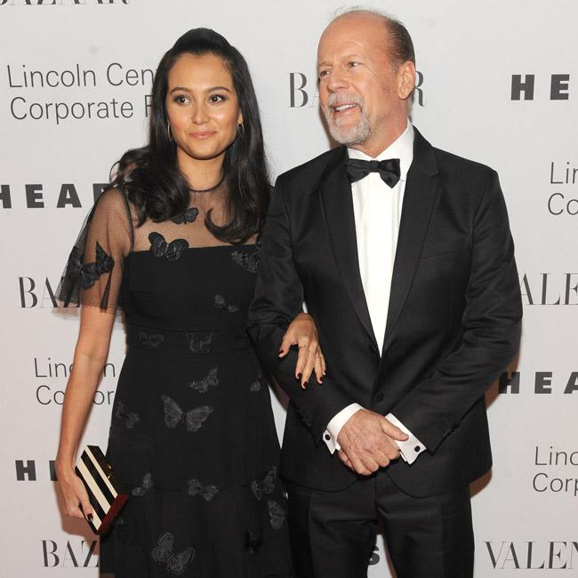 Bruce Willis: I was 'already in love' with my wife the ...