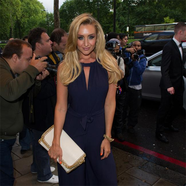 Catherine Tyldesley is married