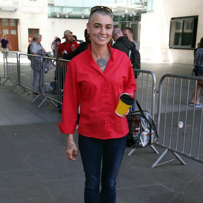 Police On Lookout For Sinead Oconnor Amid Wellbeing Fears