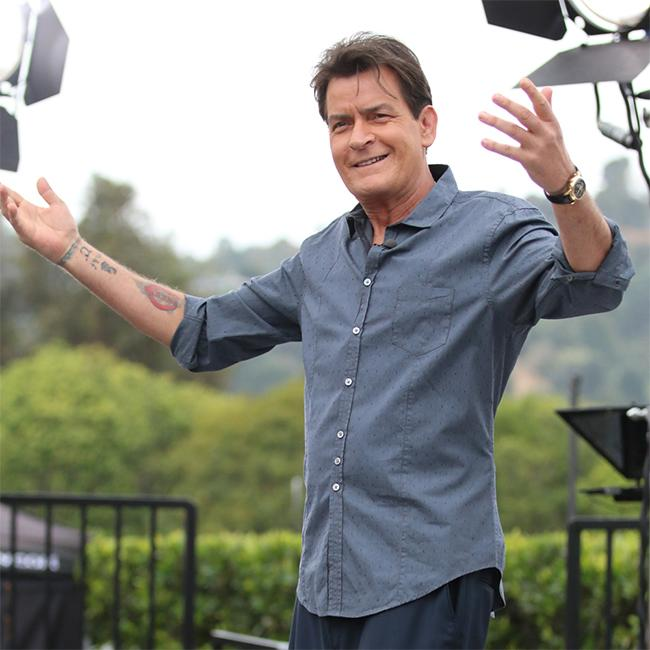 Charlie Sheen has found new love as he fights a messy divorce battle ...
