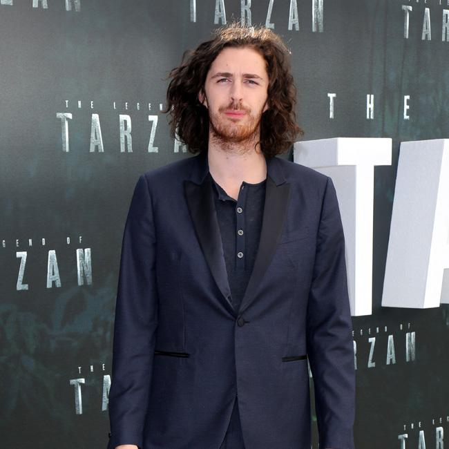 Hozier's rugged red carpet style