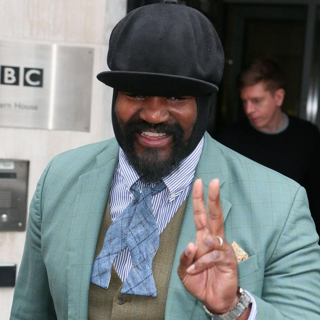 Gregory Porter hints at Stevie Wonder collaboration