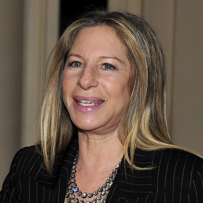Barbra Streisand only sings for cash