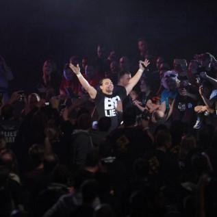 Bo Dallas 'arrested for public intoxication'