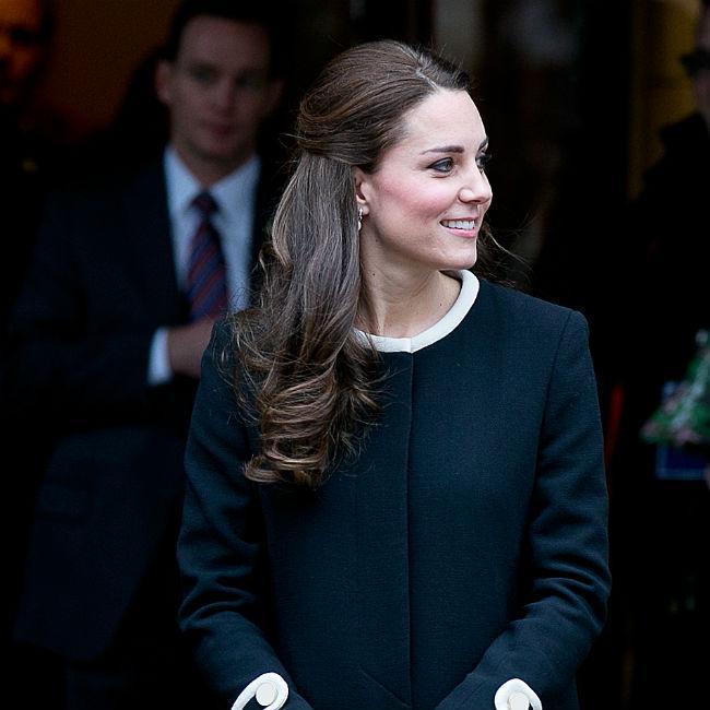 Duchess Catherine's sharp wedding dress