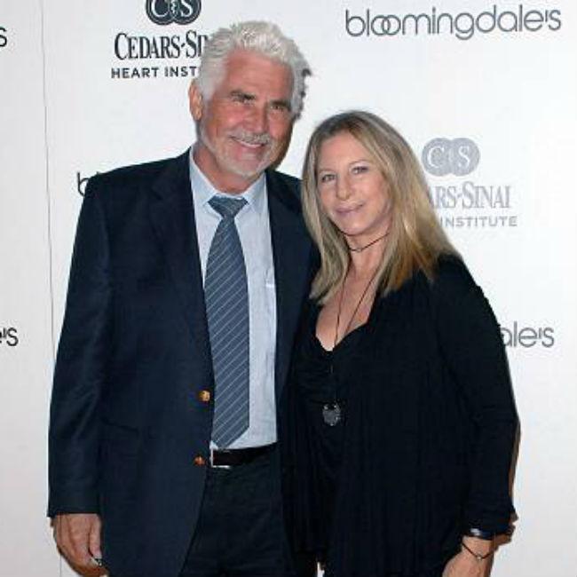 Barbra Streisand gushes over handsome husband