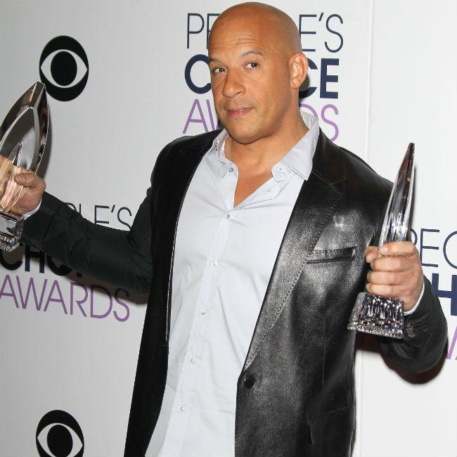 vin diesel praises dwayne johnson. Black Bedroom Furniture Sets. Home Design Ideas