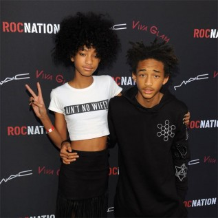 Jaden and Willow Smith's greatest role models are their parents