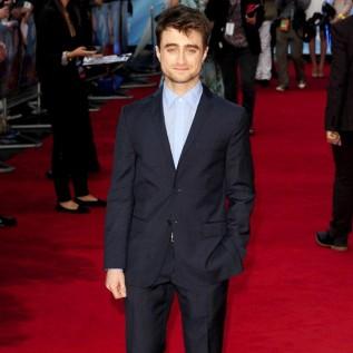 Daniel Radcliffe's wants to write a movie