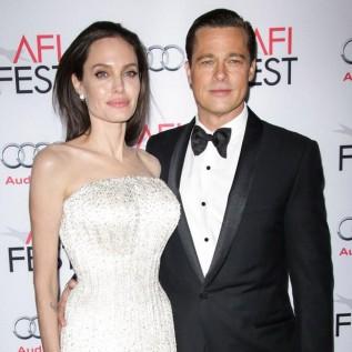 Angelina Jolie granted full custody of kids in temporary deal
