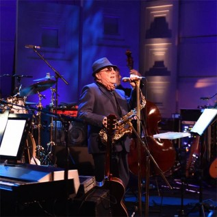 Van Morrison wows at BBC Radio 2 In Concert show