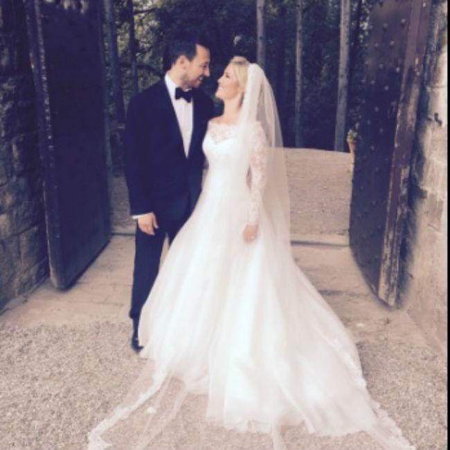 Heidi Range weds