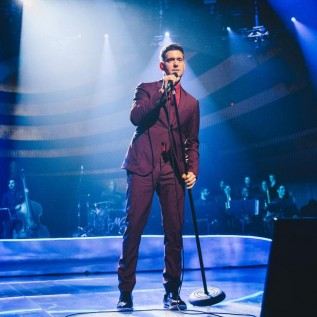 Michael Bublé was 'scared as hell' to perform after his operation