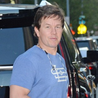 Mark Wahlberg always travels with his friends