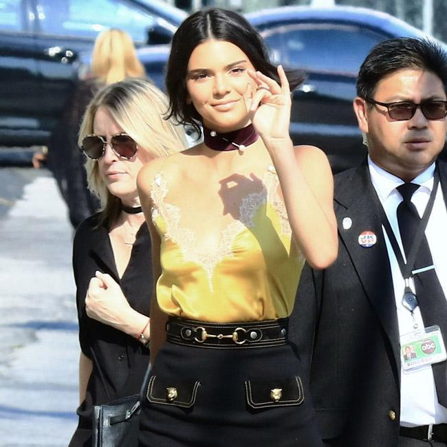 The Black Eyed Peas get Kendall Jenner in video
