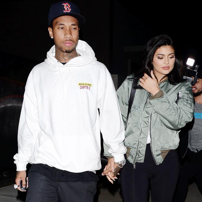 Kylie Jenner's family concerned about Tyga's cash situation