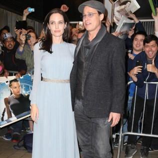 Brad Pitt and Angelina Jolie 'working on custody agreement'