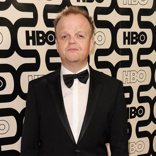 Toby Jones prefers writing scripts to producing films