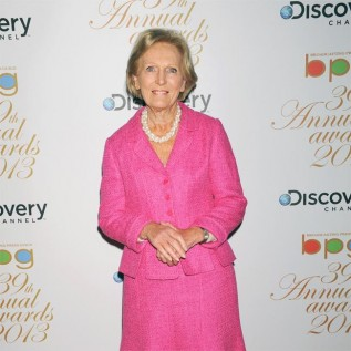 Mary Berry thinks Great British Bake Off will still be success