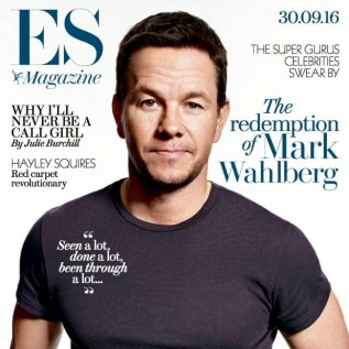 Mark Wahlberg's uncomfortable weight gain