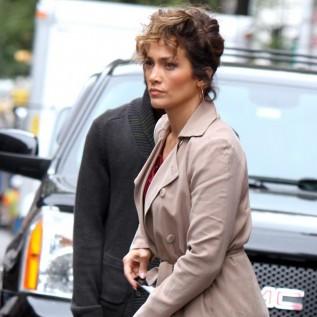 Jennifer Lopez's pretty curls