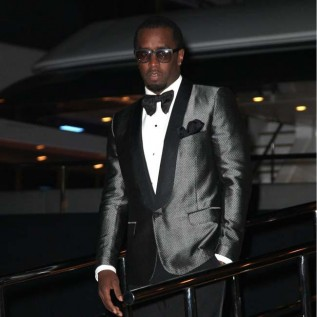 Diddy dreams of sophistication