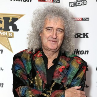 Brian May cancels tour dates over 'persistent illness'