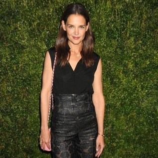 Katie Holmes feels encouraged by her daughter